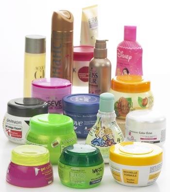 Produits capillaires pour cheveux asiatiques