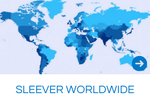 Sales and Production Sites worldwide | Sleever