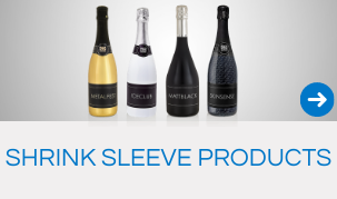 Shrink sleeved product innovation: Wine & Spirits
